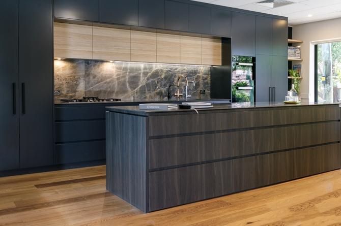Five Dock Design Centre kitchen